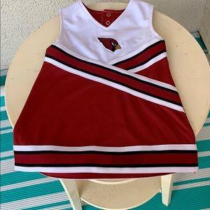 Phoenix Cardinals Cheer Outfit